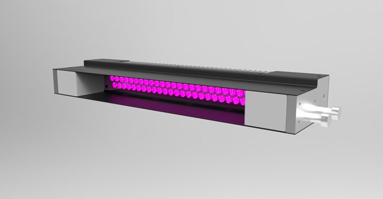 Rainbow UV LED Light System image